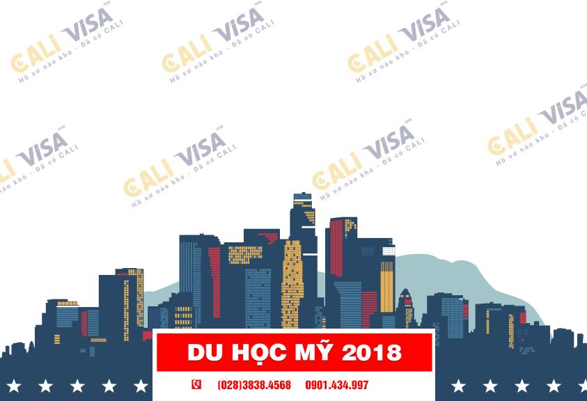 Du học Mỹ dễ dàng cùng Cali Visa
