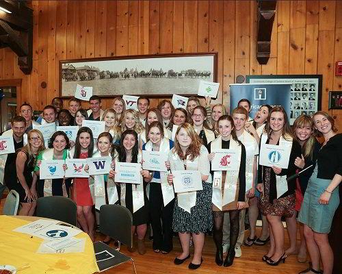 Sinh viên du học Mỹ chương trình American Honors